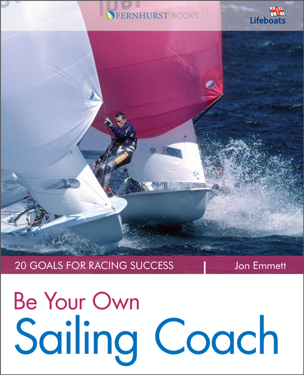 Be Your Own Sailing Coach Fernhurst Books