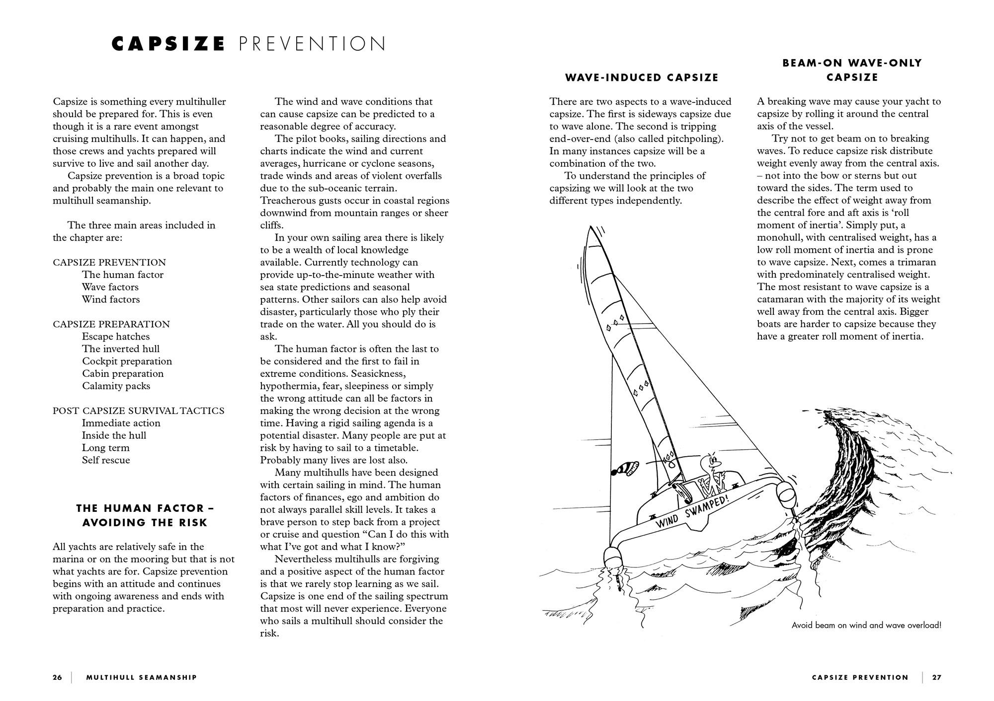 Multihull Seamanship - Fernhurst Books